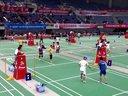 东西南北中羽毛球杭州男双决赛1