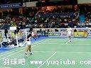 林丹vs陶菲克 羽毛球比赛视频 男单决赛 2013公开赛