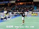 羽毛球比赛视频 男单决赛 林丹vs陶菲克 2013公开赛决胜局
