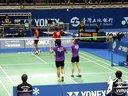 2013亚洲羽毛球锦标赛混双半决赛 羽毛球知识教学网