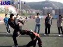 山东大学第三届武术大赛决赛 节目四:《散打功夫秀》