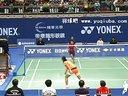 2013亚锦赛 女双决赛 王仪涵 羽毛球比赛视频