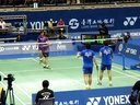 高成炫李龙大VS金基荣金沙朗 2013亚锦赛男双决赛 羽毛球知识教学网