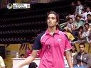 辛德胡VS因达农  2013印度羽毛球公开赛女单半决赛