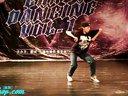 Crazy Dancing HIPHOP 8进4 郭胤儿 vs 孙谍