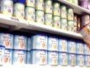 2013年4月4号迪拜超市 惠氏1段400g奶粉