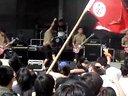 2013年北京平谷迷笛音乐节 5月1日 下午2.45分 瘢痕体质乐队