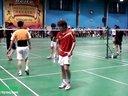 陈羽超马小滨VS赵莹凯林琳 北京第十四届贝特杯羽毛球邀请赛