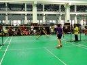上海市羽毛球锦标赛,上理对交大1