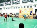 2013年上海市大学生羽毛球男子团体(专业组)男单 同济VS上体1