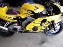 本田CBR250 22期 摩托车跑车