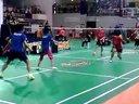 羽林争霸2013红牛城市羽毛球重庆总决赛(混双)