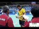 2013大运会羽毛球男单决赛 坦农萨克VS高欢比赛视频-羽球吧