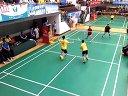 第17届全国大学生羽毛球锦标赛混团决赛 北体VS华侨