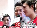 电视剧《天涯明月刀》上海电视节发布会群访