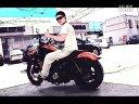 【我眼中的哈雷XL1200】看看车友眼中的哈雷摩托车是什么样的