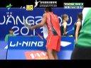 羽毛球知识教学网 林丹vs艾力 2013世界羽毛球锦标赛