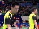 刘小龙邱子瀚VS桥本博且平田典靖 2013羽毛球世锦赛 爱羽客羽毛球网