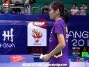 马琳VS布桑兰 2013羽毛球世锦赛 爱羽客羽毛球网