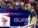 李雪芮VS裴延姝 2013羽毛球世锦赛半决赛 爱羽客羽毛球网