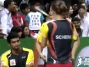 Nichaon Jindapon Vs Juliane Schenk _ Women's singles _ Krris