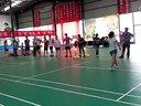 八一羽毛球馆李丹丹比赛视频