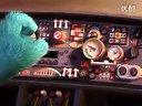 【#推荐#Pixar动画短片《大眼仔的新车a Mike's New Car》 】这是《怪兽电力公司》的番外篇