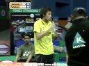 坦农萨克VS茨维布勒 2013印度羽毛球联赛 爱羽客羽毛球网