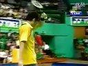 2004汤姆斯杯 林丹VS李宗伟 第三局后半