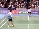 2013羽毛球日本公开赛 男单半决赛 李宗伟VS阮天明 全场视频
