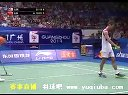 林丹VS李宗伟 男单决赛 2013羽毛球世锦赛 羽球吧