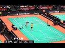 羽毛球女单比赛视频 1/4决赛 2013伦敦黄金赛