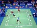 2013年广州世界羽毛球锦标赛女双决赛 于洋王晓理VS严惠媛张艺娜