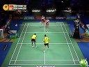 2013丹麦羽毛球公开赛 决赛 女双比赛视频 包宜鑫汤金华 羽球吧