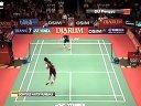 狄奥尼修斯VS杜鹏宇 2013年印尼羽毛球公开赛男单1/4决赛