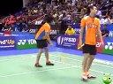 【直播】2013法国羽毛球公开赛 半决赛 混双比赛 羽球吧