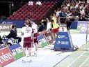 2013年日本羽毛球公开赛男双半决赛柴飚/洪炜VS鲍伊/摩根森
