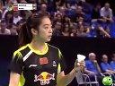 【直播】2013法国羽毛球公开赛 决赛 女单比赛 羽球吧