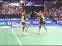 马赫斯瓦里/波莉vs包宜鑫/汤金华 2013法国公开赛半决赛