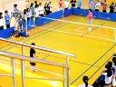 """广东海洋大学2013""""新生杯""""羽毛球公开赛-女单冠亚决赛之二"""