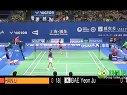 【直播地址】2013最新羽毛球比赛 第一轮女单比赛视频 4 羽球吧