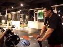 微教练训练视频,上海的刘一阳博士的腿部训练 3