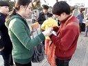 上海莘庄放生护生群2013年11月17日放生现场募集统计善款视频