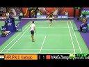 【直播】2013香港羽毛球公开赛 第一轮男双比赛 羽球吧