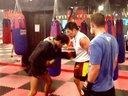 上海五武跆会的阿虎教练