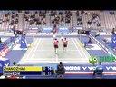 2014韩国羽毛球公开赛.R32.xd.张楠赵云蕾VS申白喆严惠嫒 羽球吧