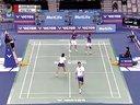 2014韩国羽毛球公开赛.F.xd.张楠赵芸蕾 羽球吧