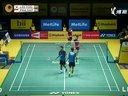2014年马来西亚羽毛球超级赛 羽毛球知识教学网提供 李龙大柳延星vs普拉塔玛萨普特