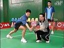 陈伟华羽毛球教学羽毛球教程全集22-中场反拍接杀球