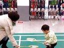 20140202_大年初三斌宝和斌妈打羽毛球